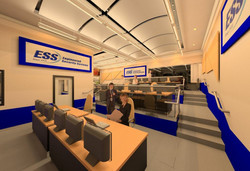 Commercial space remodel