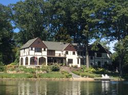Custom Tudor Home