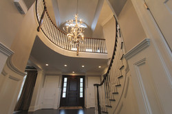 Entry and Staircase