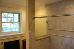 Bathroom detail window