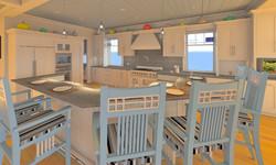 3D Design - Kitchen