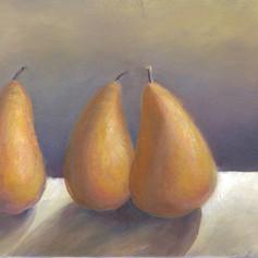 43. Row of Pears