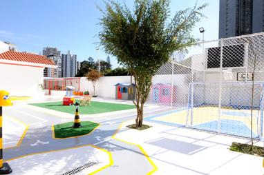 Portal do Morumbi Educação Infantil - Pá