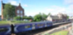 Uddingston train station