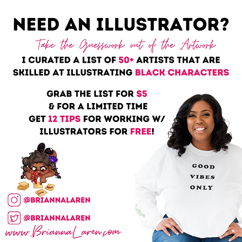 Illustrator List