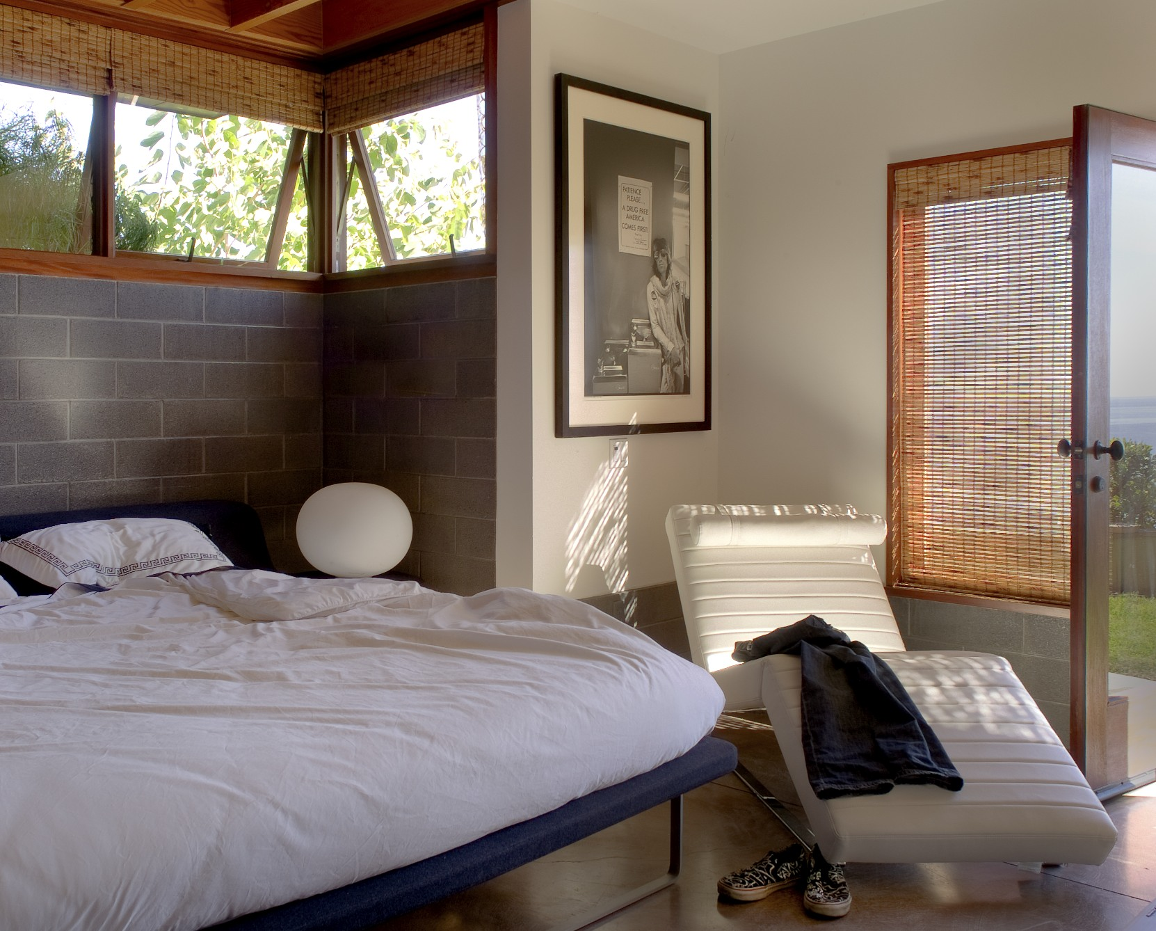 Architectural Bedroom