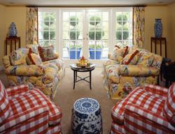 Traditional Garden Room