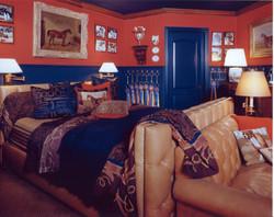 Equestrian Bedroom