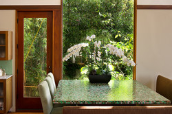 Architectural Dining Room