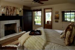 Mountain Cabin Bedroom