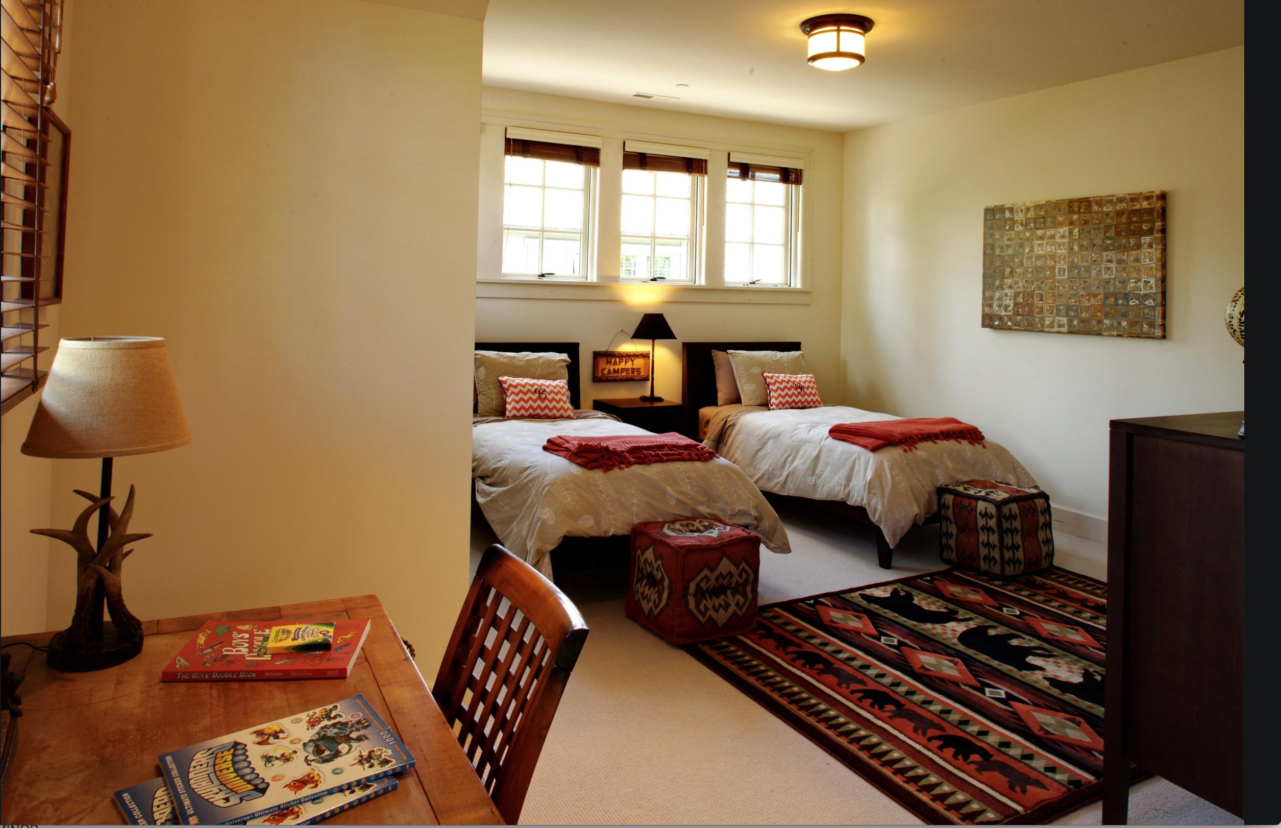 Cabin Guest Bedroom