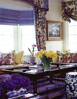 Country Garden Room