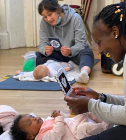 Teeny - baby massage Sydenham