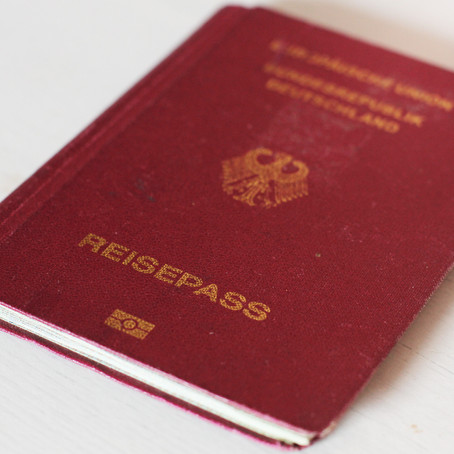 Passport = freedom of movement or immobility