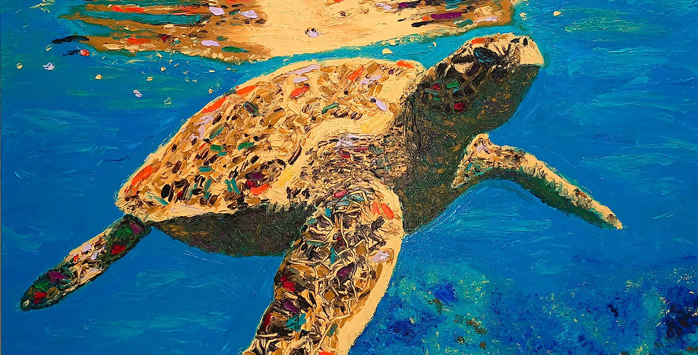 Sea Turtle (SOLD)