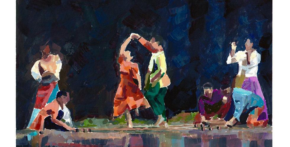 Tinikling - Filipino Dance