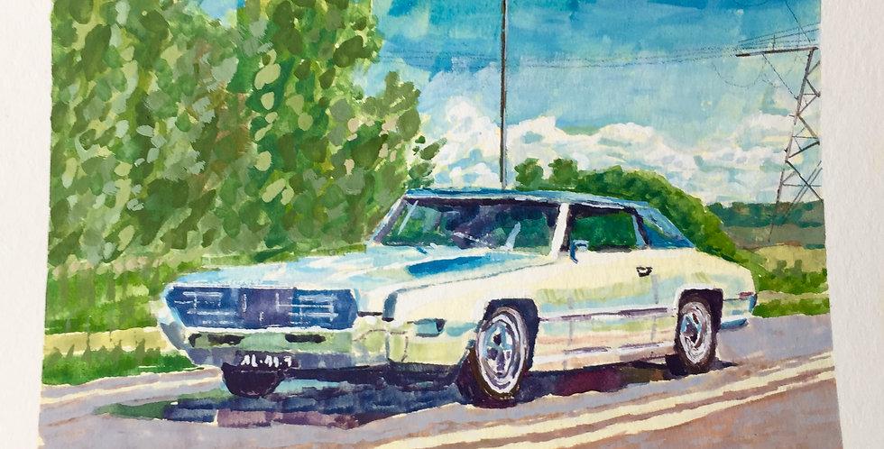 1970's Thunderbird (SOLD)
