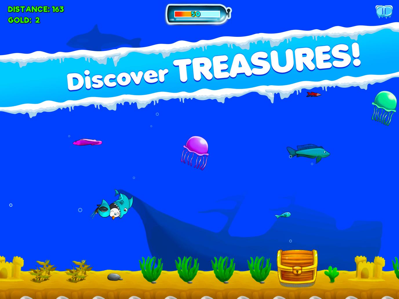 Dicover Treasures