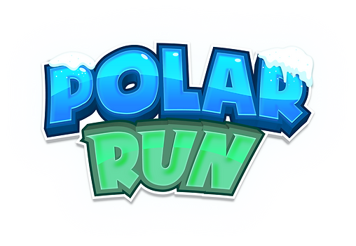 Polar Run Game Title