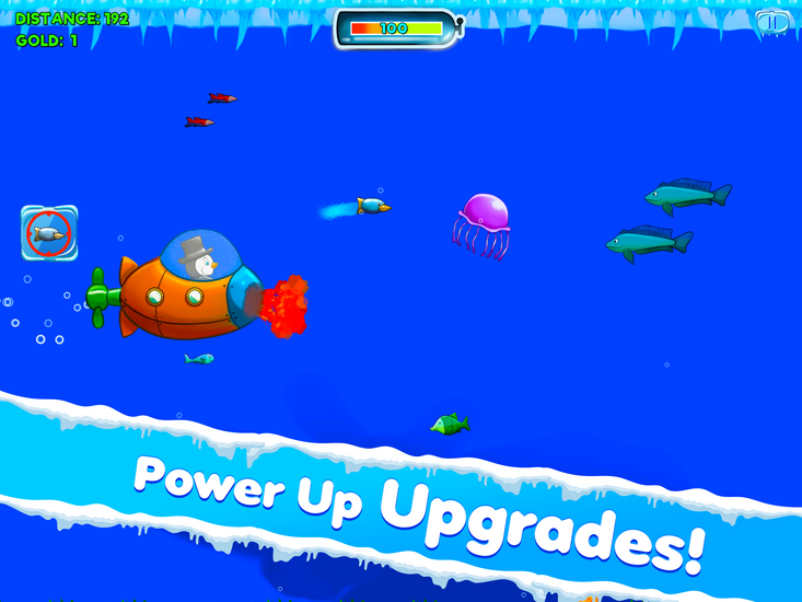 Power up upgrades!