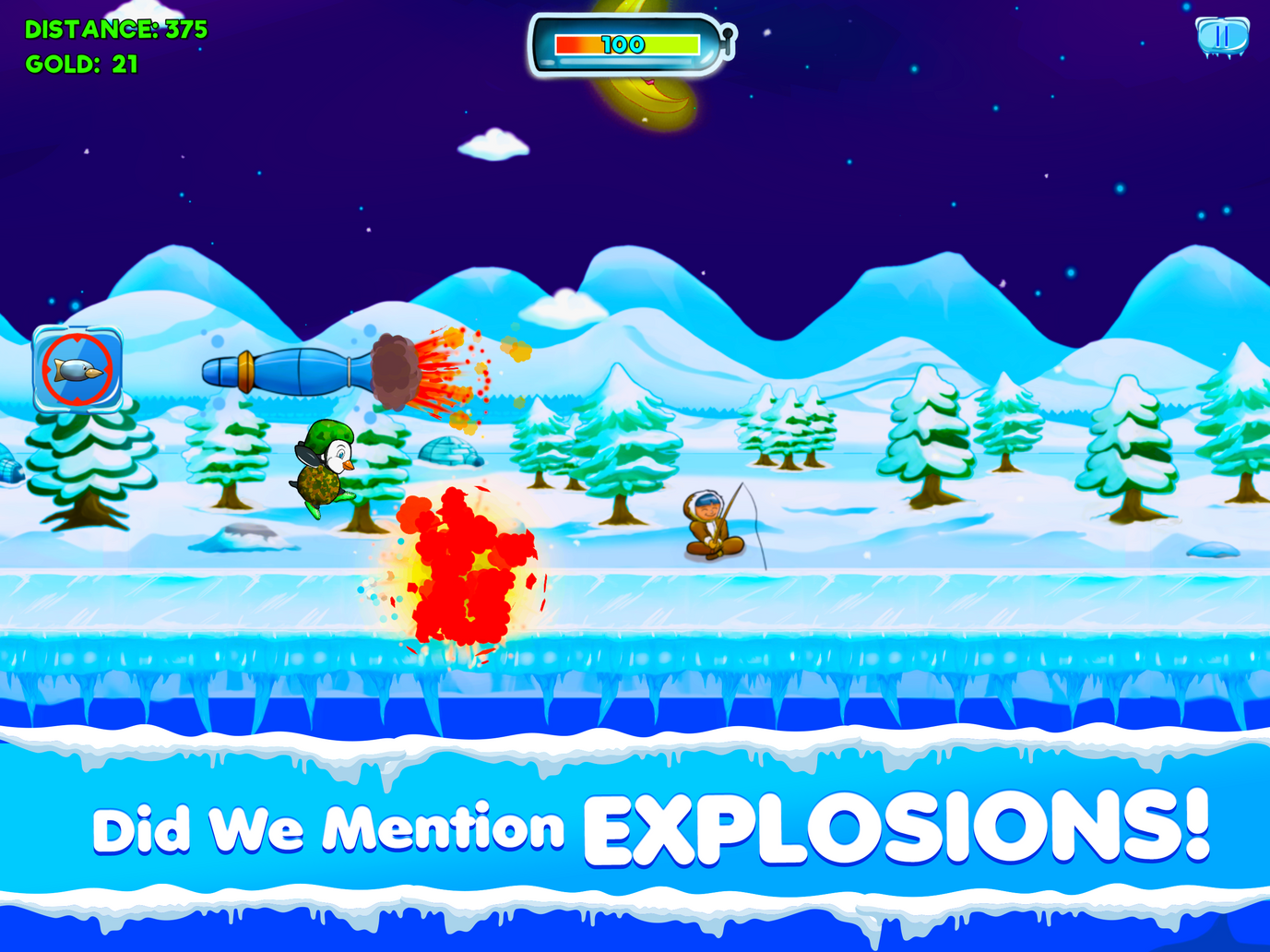 Did we mention explosions?