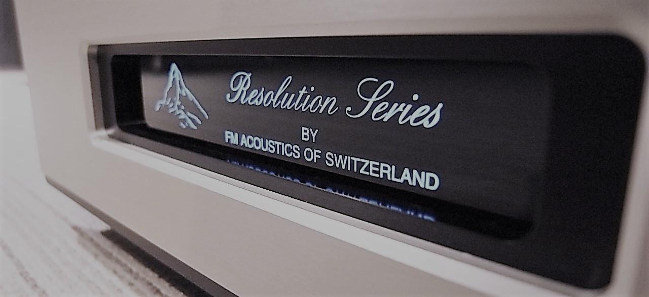 FM Acoustics  FM411MK3