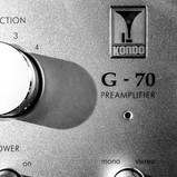 Audio note G-70