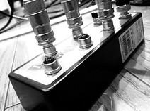 Telegartner M12 Switch IE Gold