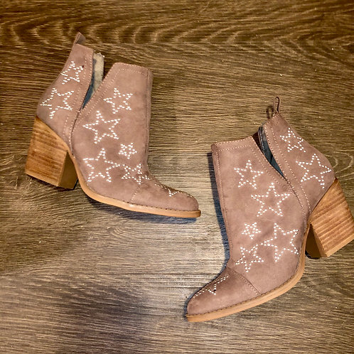 Carlos Booties - size 6