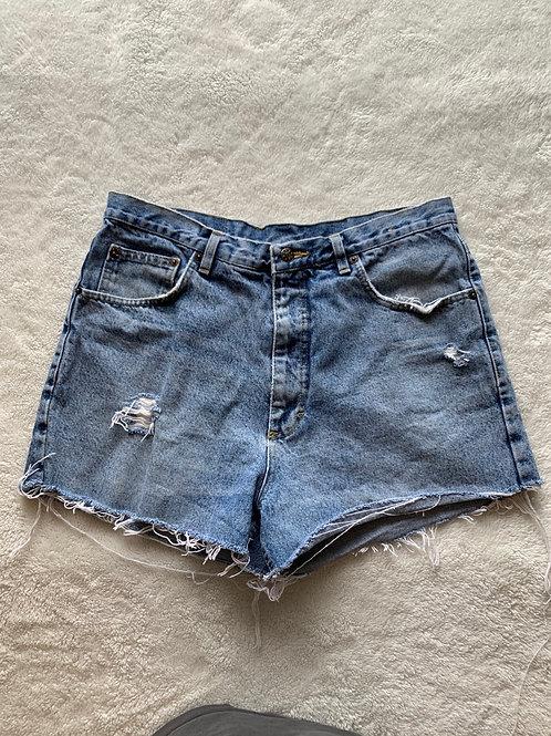 Denim Shorts - size 12