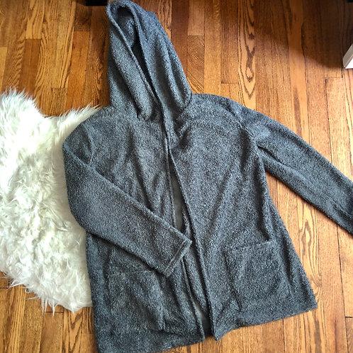 Grey Cardigan - size L