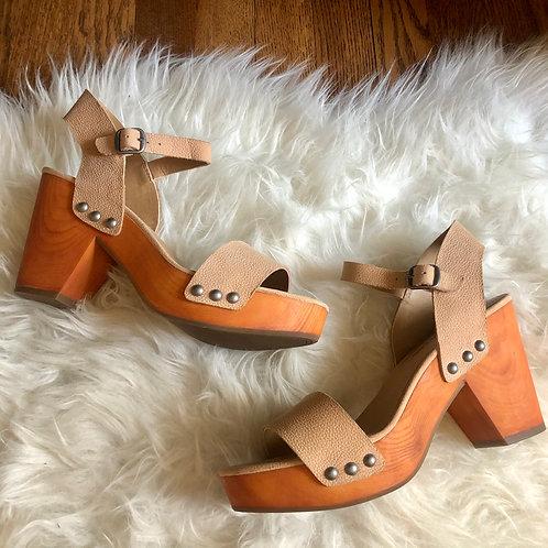 Lucky Brand Heels - size 8