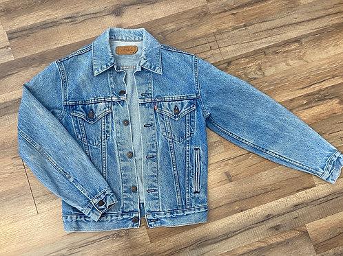 Levi's Denim Jacket - Sz M