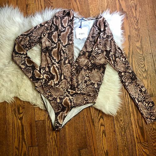 Zara Bodysuit - Size M