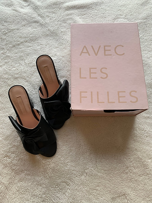 Avec Les Filles Heels - size 9