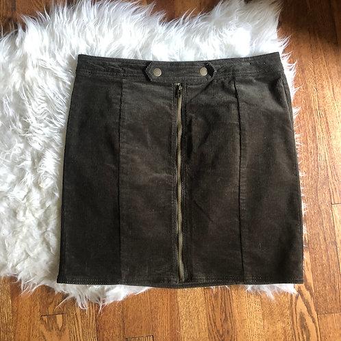 Blue Spice Skirt - size L