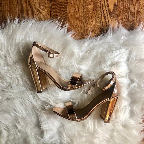 Charlotte Russe Heels - Size 7
