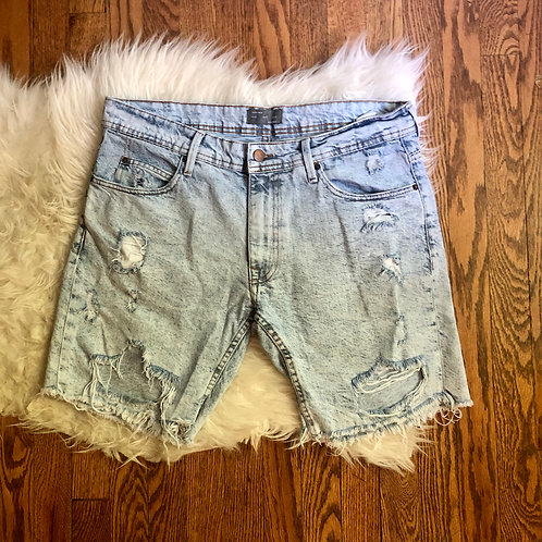 Zara Man Shorts - Size 34