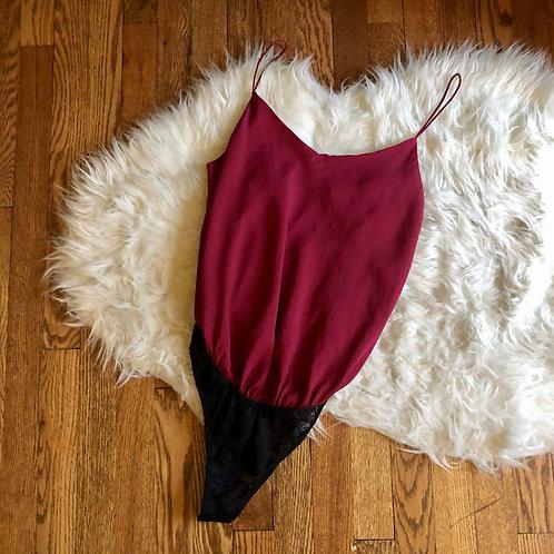 Free People Bodysuit - size M