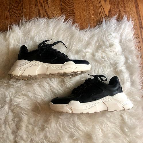 Fashion Nova Sneakers - Size 10