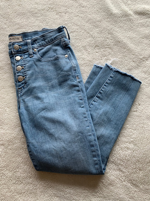 Madewell Jeans - size 4