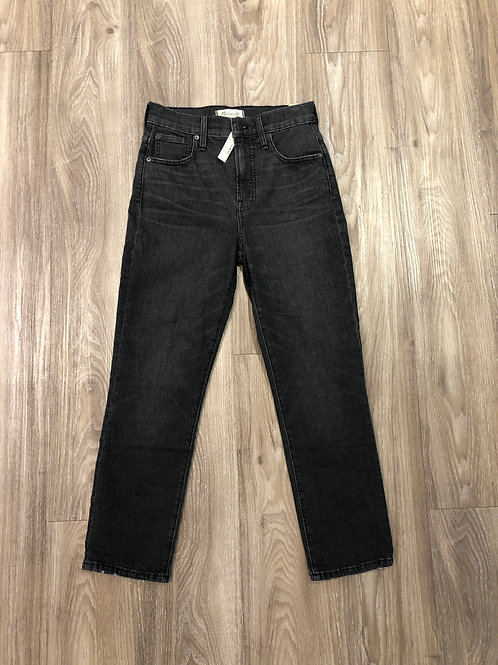 W Madewell Jeans--Size 0/25