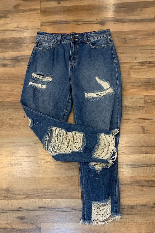 Fashion Nova Jeans- SZ: 11