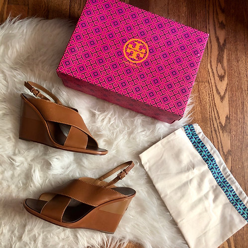 Tory Burch Wedges - size 9.5