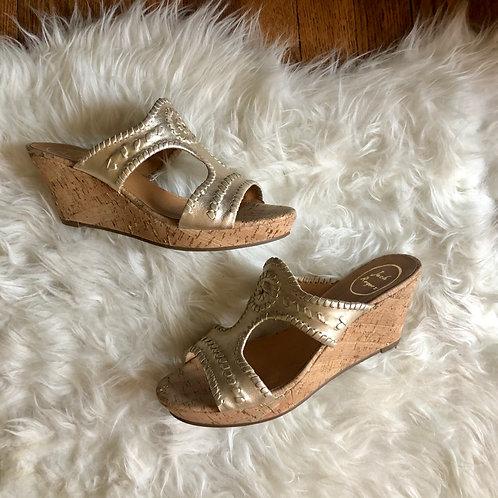 Jack Rogers Sandals - size 9