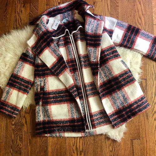She + Sky Coat - One Size
