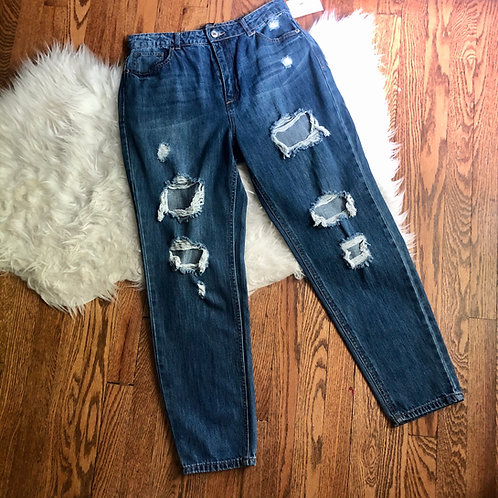 Forever 21 Jeans - Size L (10-12)