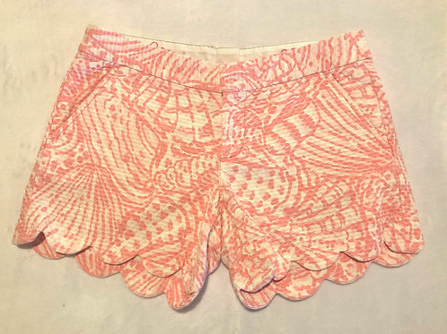 Lilly Pulitzer Shorts - size 00
