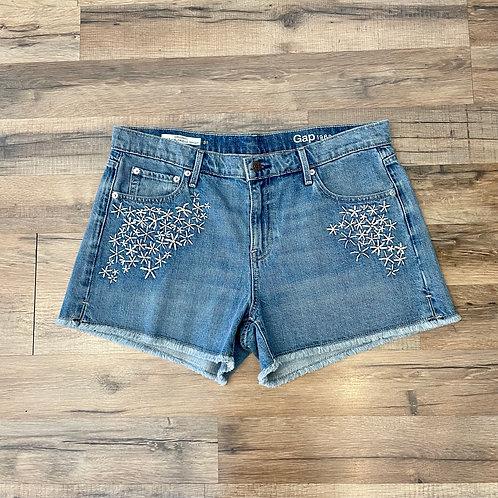 Gap Shorts - size 8