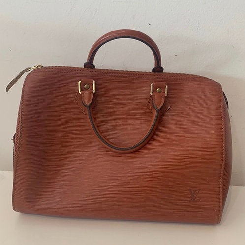 Louis Vuitton Speedy Epi Bag